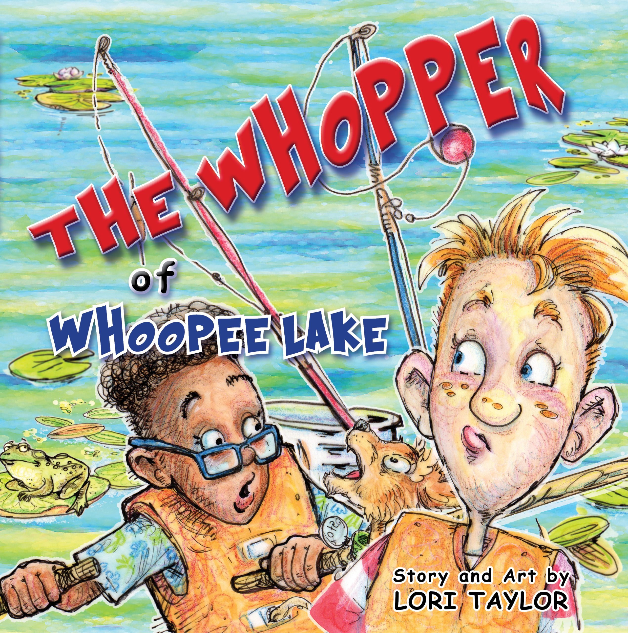 Whopper Front Cover